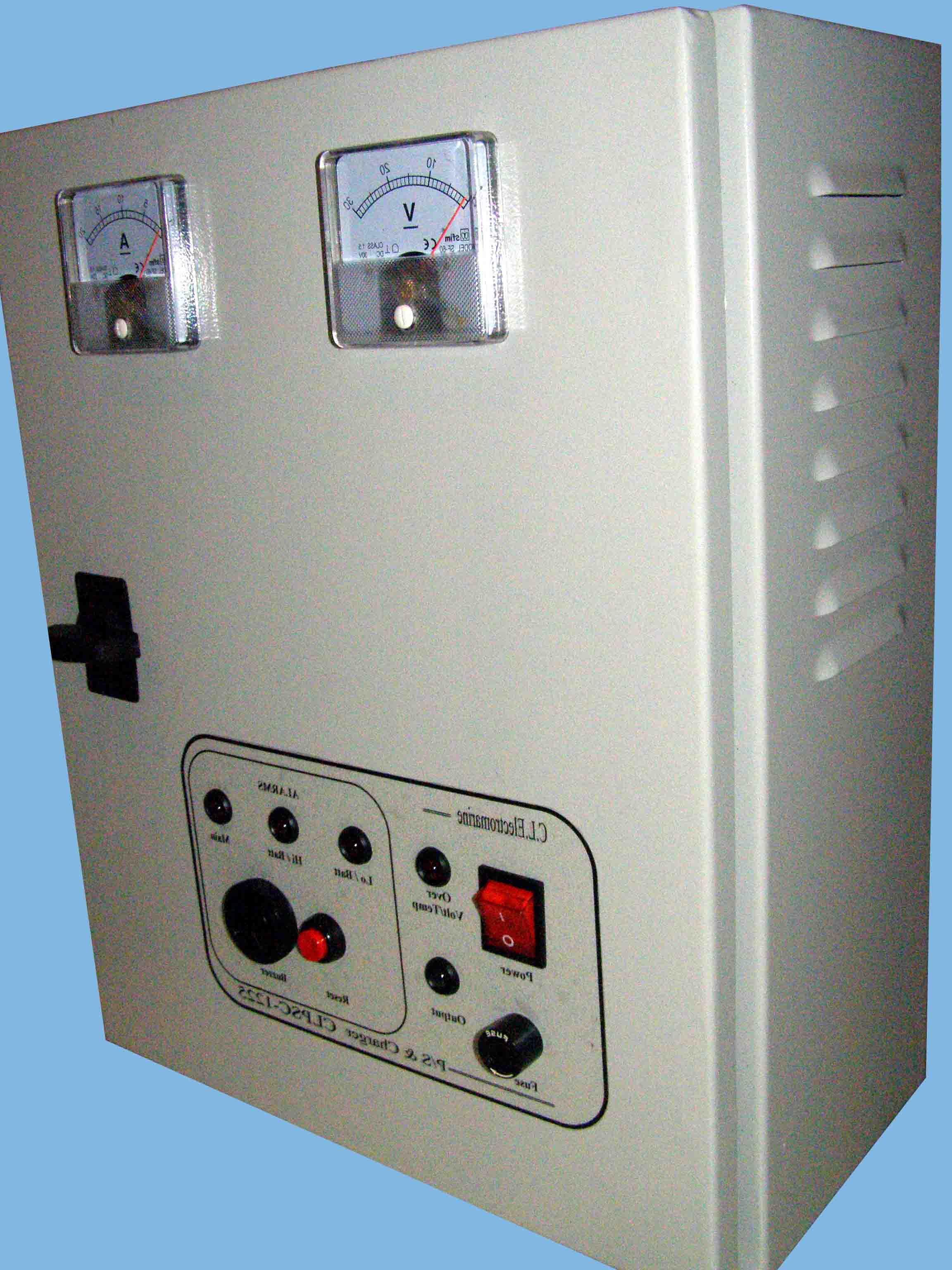 ac dc power supply chargers shelectro